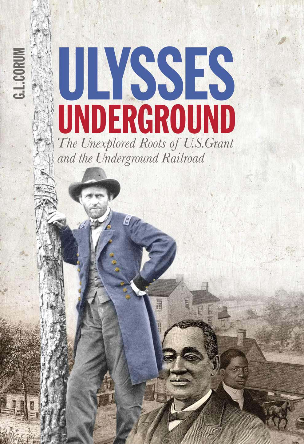 Ulysses Underground Book Cover